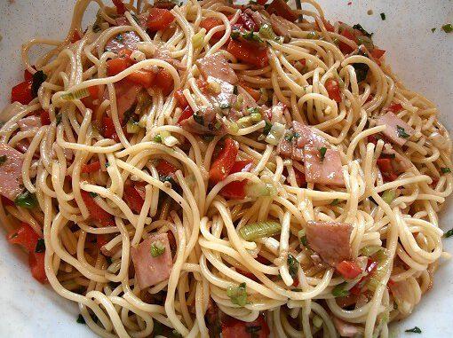 Soaghettisalat