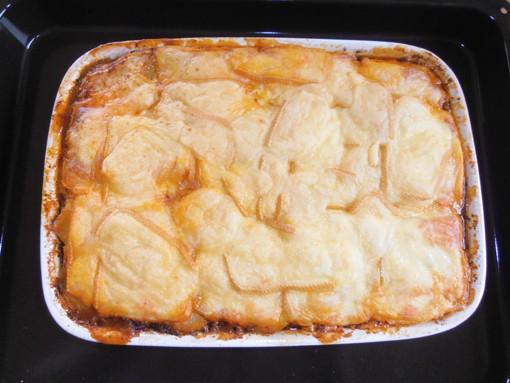 Kartoffel Hackfleisch Auflauf