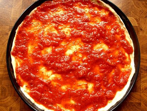 Grundsauce für Pizza
