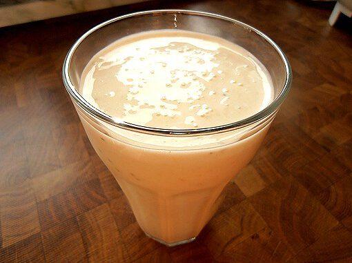 Bananen Joghurt Milch