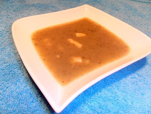 Spargelsuppe mit Bärlauch